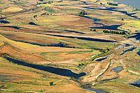 抚远湿地地理风光