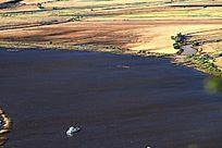 黑龙江畔的湿地风景