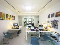 温馨的小型办公室工作室