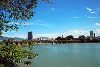 漳州九龙江中三桥