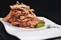 葱香野猪肉