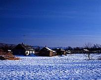 额尔古纳河畔华俄后裔小村