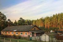 俄罗斯农舍