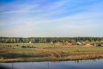 俄罗斯田野