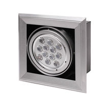 LED格栅射灯图片
