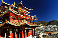 龟山大佛寺宗教建筑