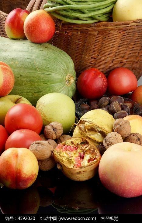 含维生素A较多的蔬菜水果有什么