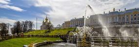 夏宫隆姆松喷泉