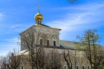 谢尔盖三一圣大修道院部分