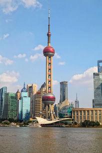 上海东方明珠电视塔