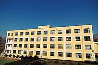 学校校园教学楼高清拍摄