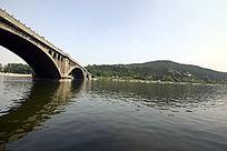 伊河和伊河大桥