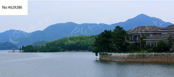 宁波余姚四明湖