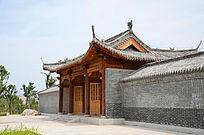 麻城移民文化公园文昌祠