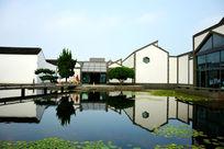 苏州博物馆特色建筑
