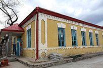 中东铁路建筑群遗址俄式建筑