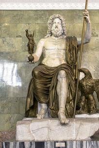彼得大帝雕塑