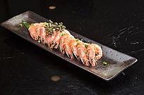 葱香节节虾