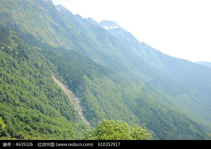 大山风光图片,高清大图_森林树林素材