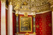 宫殿华丽的装饰