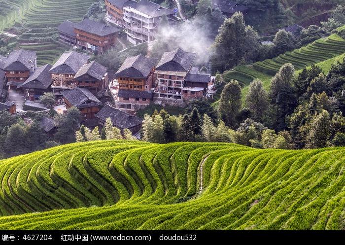 桂林人文景观_桂林夜景摄影图__人文景观_旅游摄影_摄影图