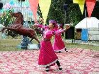 蒙古族敬酒舞