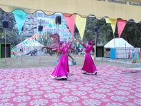 蒙古族盅碗舞