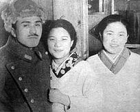 日军士兵与慰安妇