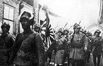 日军占领锦州