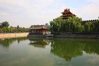 紫禁城护城河