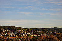 城市风景写真