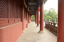 古代建筑石柱