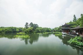 杭州西湖园林景观园林建筑中国古典建筑