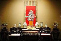 清代老北京寿堂