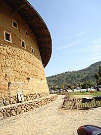 世界文化遗产福建的土楼
