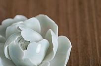 陶瓷牡丹花