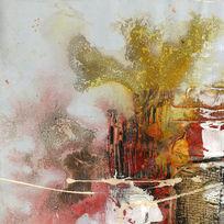 高清抽象油画 装饰画 无框画