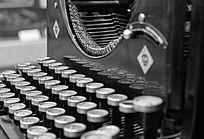 怀旧打字机