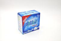 蓝色装水精灵酵素洗剂正面