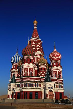 满洲里的欧式建筑