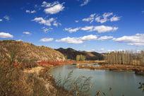 北京怀柔自然风景