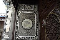 古代墙面装饰画