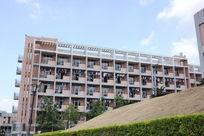 龙岩学院的学生宿舍楼