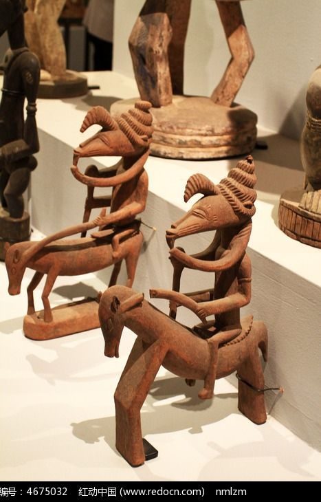 非洲木雕工艺品