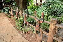 民族木栅栏