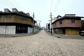 仿上海老街