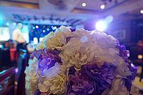 高端梦幻的婚礼现场