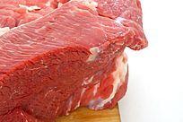 高质感大块生牛肉大图