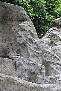 花岗岩石雕作品