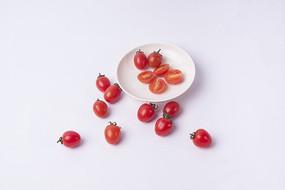 小番茄影棚拍摄